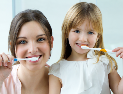 Preparing your kids for the dentist